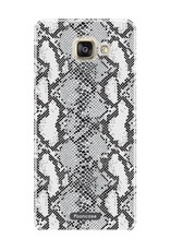 FOONCASE Samsung Galaxy A5 2017 hoesje TPU Soft Case - Back Cover - Snake it / Slangen print