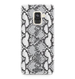 FOONCASE Samsung Galaxy A8 2018 - Snake it!