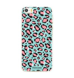 Apple Iphone 5/5s - WILD COLLECTION / Blue