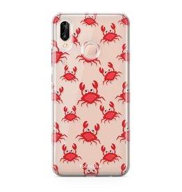 FOONCASE Huawei P20 Lite - Crabs