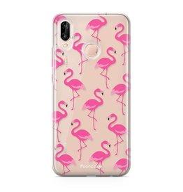 Huawei Huawei P20 Lite - Flamingo