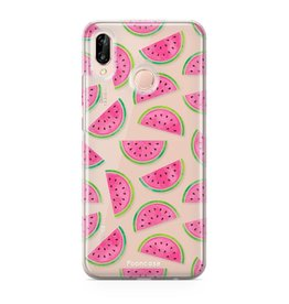 FOONCASE Huawei P20 Lite - Wassermelone