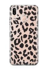 FOONCASE Huawei P20 Lite Handyhülle - Leopard