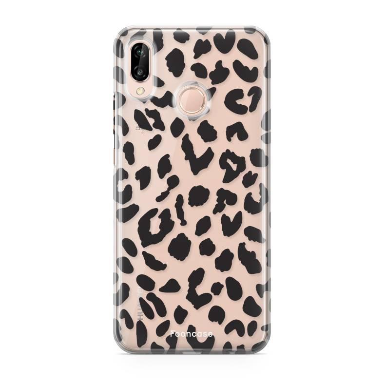 FOONCASE | Leopardo Cover per Huawei P20 Lite