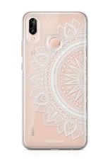 Huawei Huawei P20 Lite hoesje - Mandala