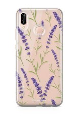 Huawei Huawei P20 Lite - Purple Flower