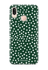 Huawei Huawei P20 Lite - POLKA COLLECTION / Groen