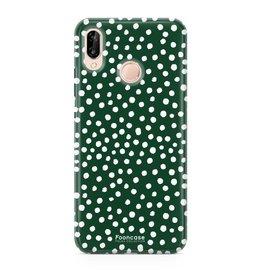 Huawei Huawei P20 Lite - POLKA COLLECTION / Green
