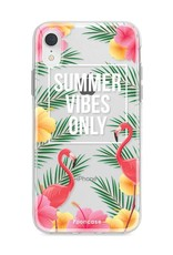 FOONCASE Iphone XR Handyhülle - Summer Vibes Only