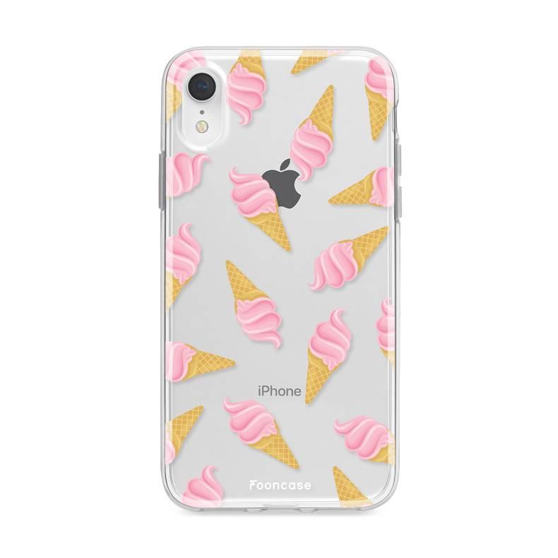 Apple Iphone XR Handyhülle - Ice Ice Baby