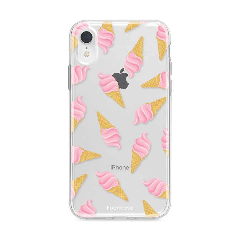 Apple Iphone XR Phone Case - Ice Ice Baby
