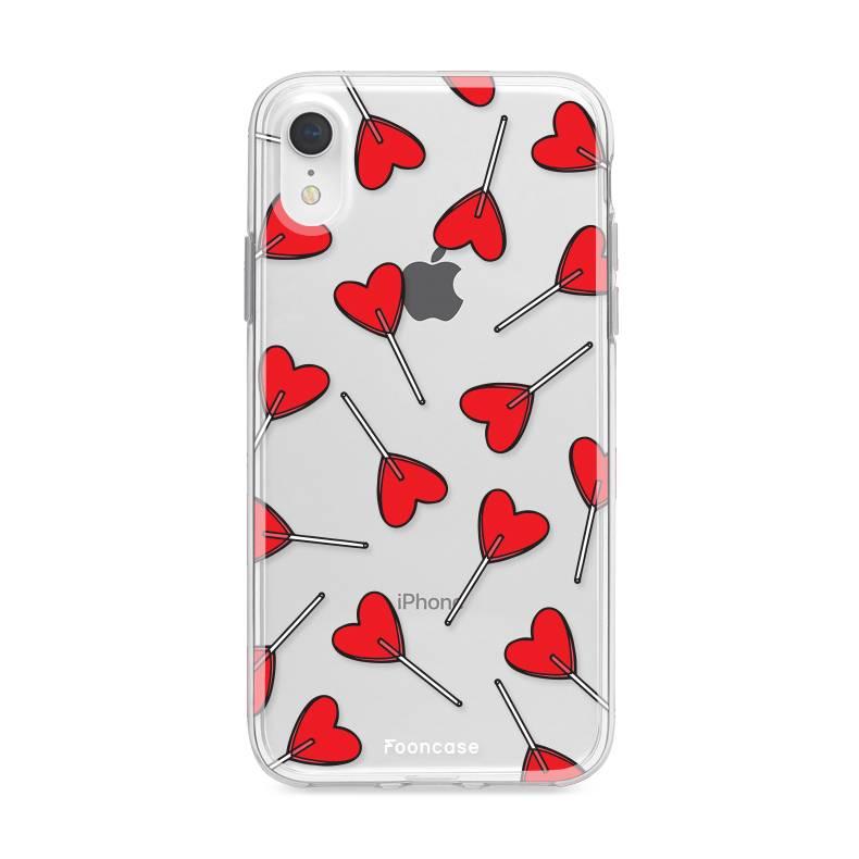 Apple Iphone XR Handyhülle - Love Pop
