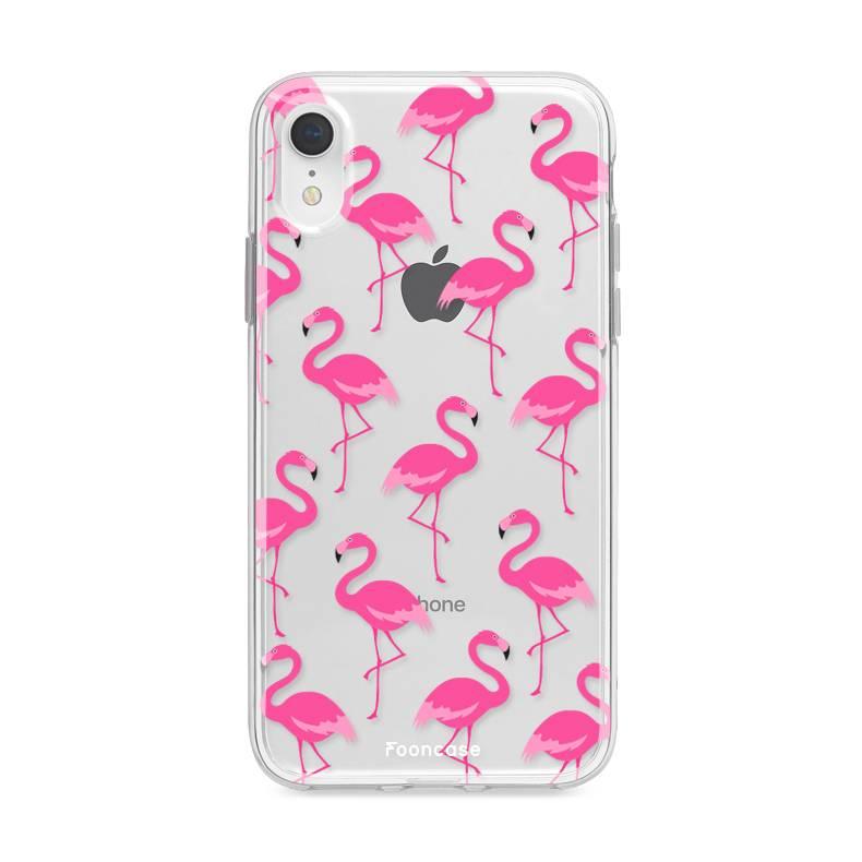 Apple Iphone XR Handyhülle - Flamingo