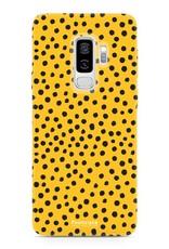 Samsung Samsung Galaxy S9 Plus - POLKA COLLECTION / Ocher Yellow