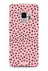 Samsung Samsung Galaxy S9 - POLKA COLLECTION / Rosa