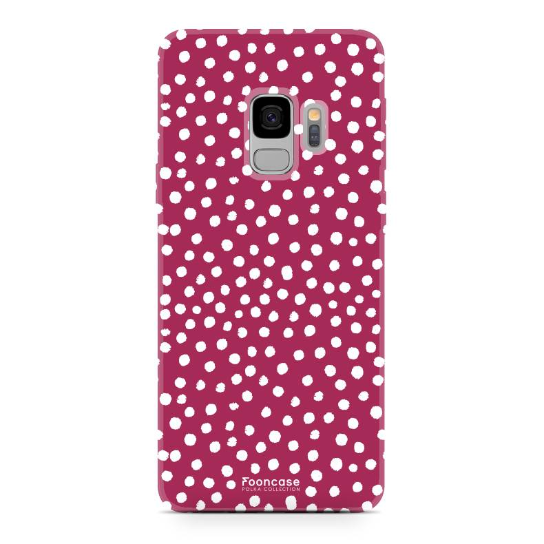 Samsung Samsung Galaxy S9 - POLKA COLLECTION / Red