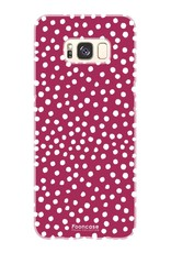 Samsung Samsung Galaxy S8 - POLKA COLLECTION / Red