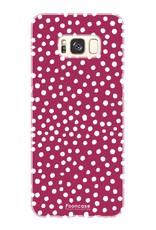 Samsung Samsung Galaxy S8 - POLKA COLLECTION / Rot