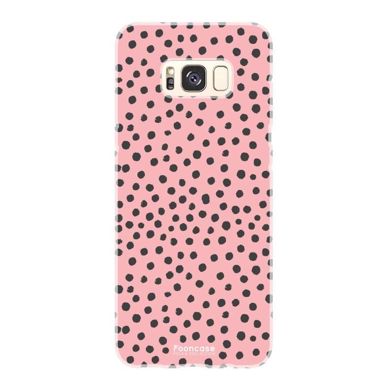 Samsung Samsung Galaxy S8 - POLKA COLLECTION / Rosa