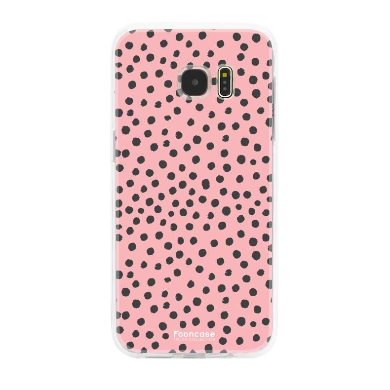 Samsung Samsung Galaxy S7 Edge - POLKA COLLECTION / Pink