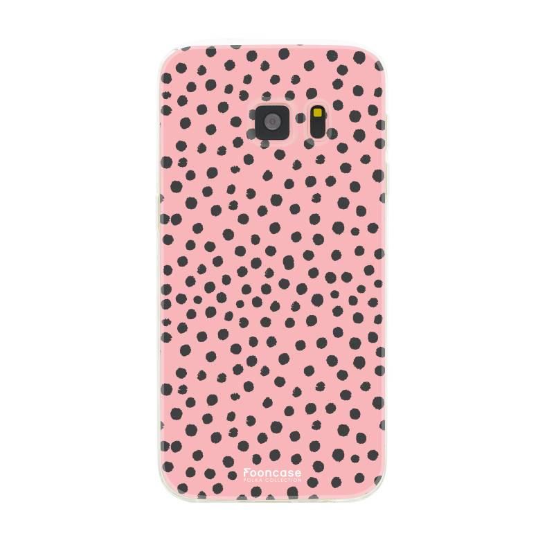 Samsung Samsung Galaxy S7 - POLKA COLLECTION / Pink