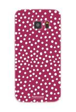 Samsung Samsung Galaxy S7 - POLKA COLLECTION / Red