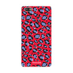 FOONCASE Huawei P8 Lite 2016 - WILD COLLECTION / Rot