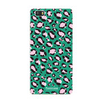 FOONCASE Huawei P8 Lite 2016 - WILD COLLECTION / Green
