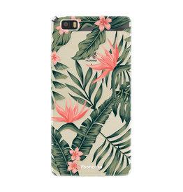 FOONCASE Huawei P8 Lite 2016 - Tropical Desire