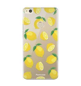 FOONCASE Huawei P8 Lite 2017 - Lemons