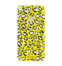FOONCASE Huawei P8 Lite 2017- WILD COLLECTION / Yellow