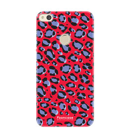 Huawei Huawei P8 Lite 2017 - WILD COLLECTION / Red