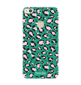 FOONCASE Huawei P8 Lite 2017 - WILD COLLECTION / Groen