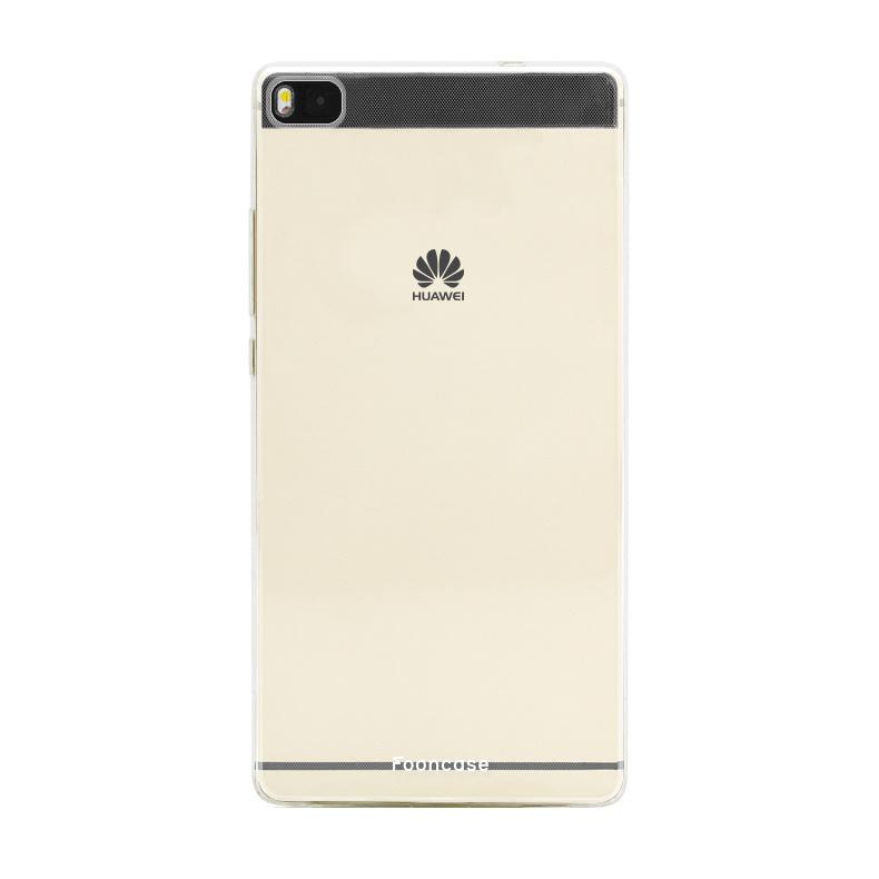 Huawei Huawei P8 Handyhülle - Transparant