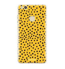 Huawei Huawei P10 Lite - POLKA COLLECTION / Ocher yellow