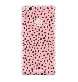 Huawei Huawei P10 Lite - POLKA COLLECTION / Pink