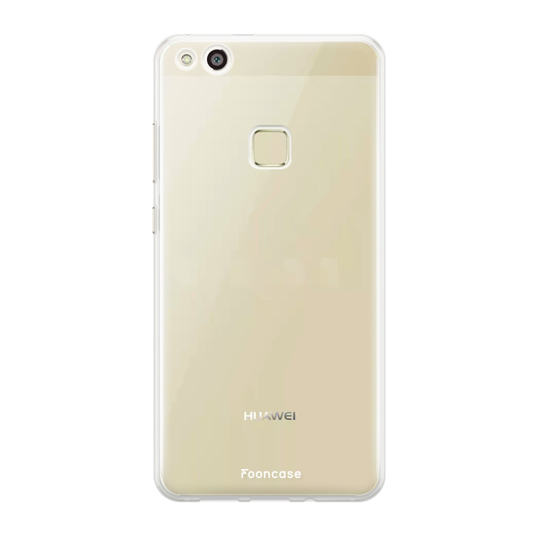 FOONCASE Huawei P10 Lite Handyhülle - Transparant