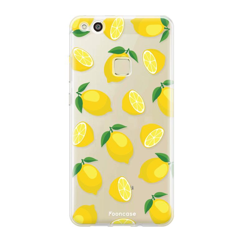 FOONCASE | Lemons Cover per Huawei P10 Lite