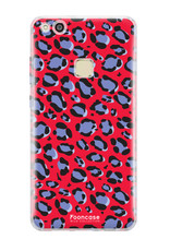 Huawei Huawei P10 Lite - WILD COLLECTION / Rood