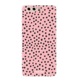 Huawei Huawei P10 - POLKA COLLECTION / Pink
