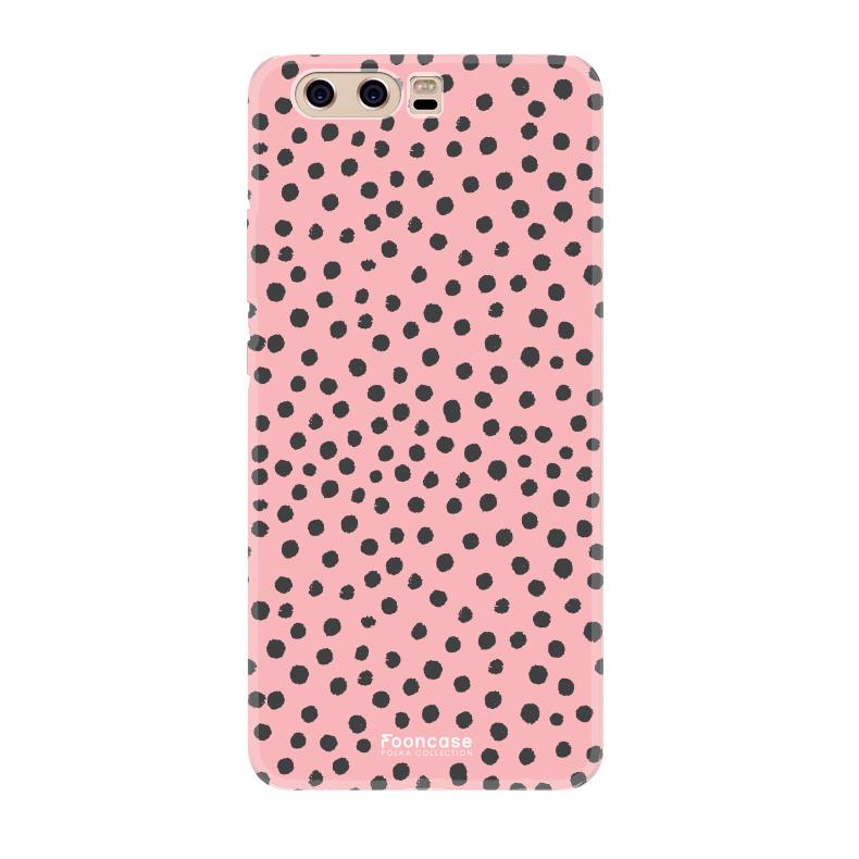 Huawei Huawei P10 - POLKA COLLECTION / Rosa