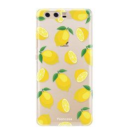 FOONCASE Huawei P10 - Lemons