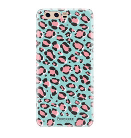 FOONCASE Huawei P10 - WILD COLLECTION / Blauw
