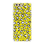 FOONCASE Huawei P10 - WILD COLLECTION / Gelb