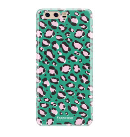 FOONCASE Huawei P10 - WILD COLLECTION / Green