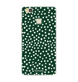 Huawei Huawei P9 Lite - POLKA COLLECTION / Groen
