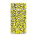 FOONCASE Huawei P9 Lite - WILD COLLECTION / Yellow