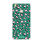 FOONCASE Huawei P9 Lite - WILD COLLECTION / Green