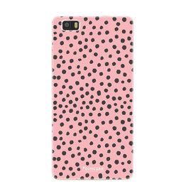 Huawei Huawei P8 Lite 2016 - POLKA COLLECTION / Pink