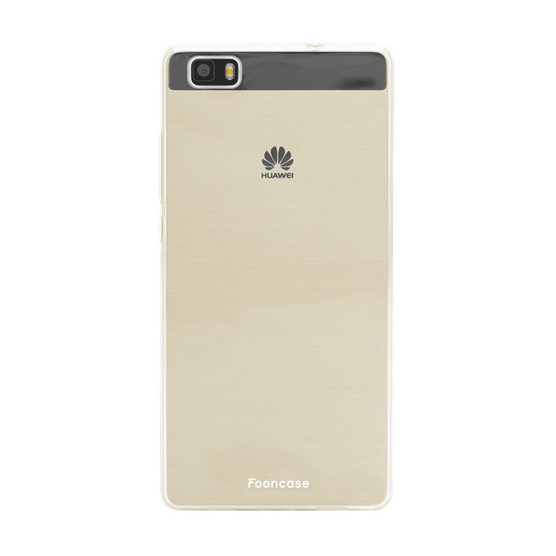 Huawei Huawei P8 Lite 2016 - Transparant